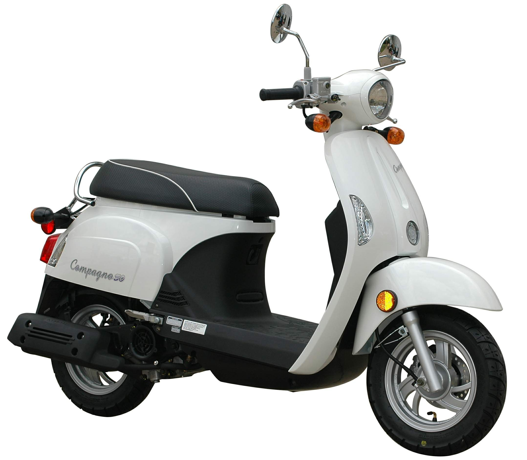 KYMCO Kymco Compagno 50i technical specifications